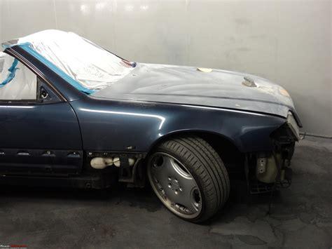My R129 Mercedes 500SL 1991 - Team-BHP Lorinser Lm1