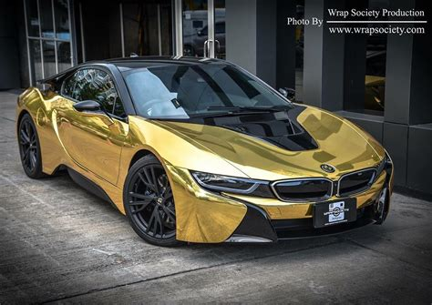bmw i8 gold black bmw i8 on instagram