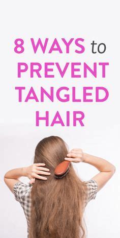How To Loosen Matted Hair by 10 Best Ideas About Tangled Hair On Awesome