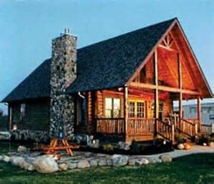 Cool Cabin Designs lovely open concept floor plan 171 country living