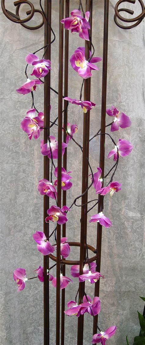 orchid string lights orchid string lights images