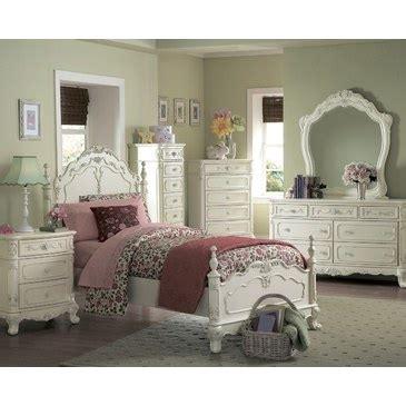homelegance cinderella bedroom set homelegance cinderella 5 piece kids poster bedroom set in