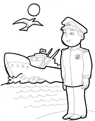 capitanes de barcos para colorear small winners d 237 a de la marina 01 junio 2012