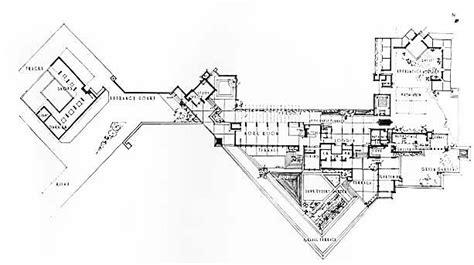 taliesin west floor plan floor plan of taliesin google search fl wright