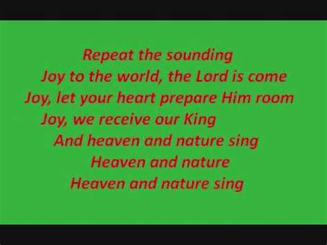 printable lyrics to joy to the world avalon joy to the world lyrics letssingit lyrics