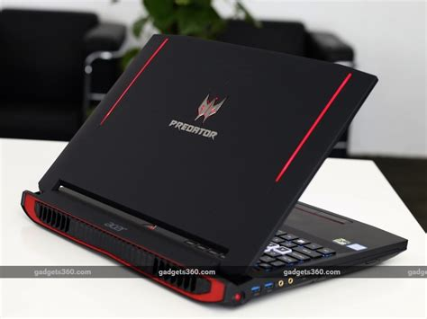 acer predator 15 laptop review ndtv gadgets360