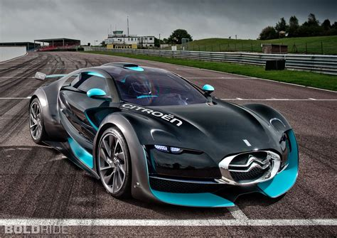 citroen survolt carbuzz concept cars