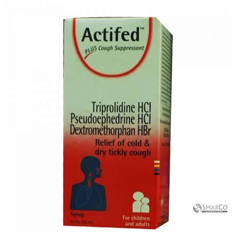 Actified 60 Ml detil produk actifed plus cough suppressant botol 60 ml 8993478101053 superstore the smart choice