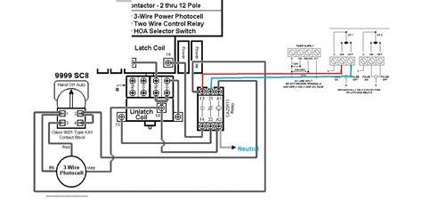 cutler hammer lighting contactor wiring diagram wiring