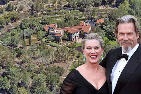 jeff bridges selling montecito estate where he tended the