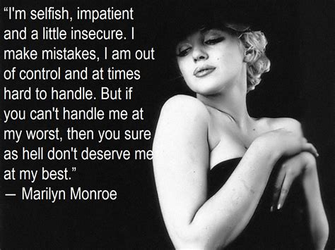 marilyn quotes birthday quotes from marilyn quotesgram