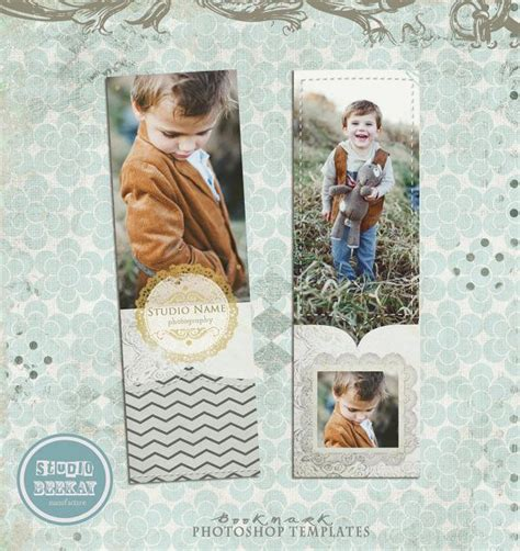 bookmarks templates for photoshop bookmark digital bookmark template photoshop template