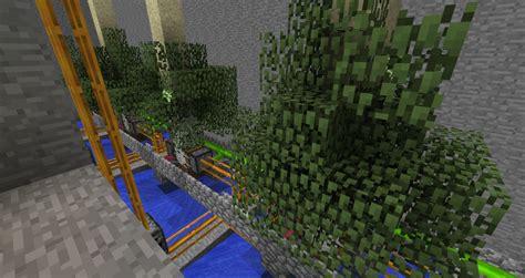 automatic tree farm minecraft project