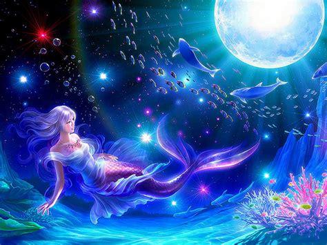 mermaid fairy beauty fantasy mermaid fairy background wallpapers fairy