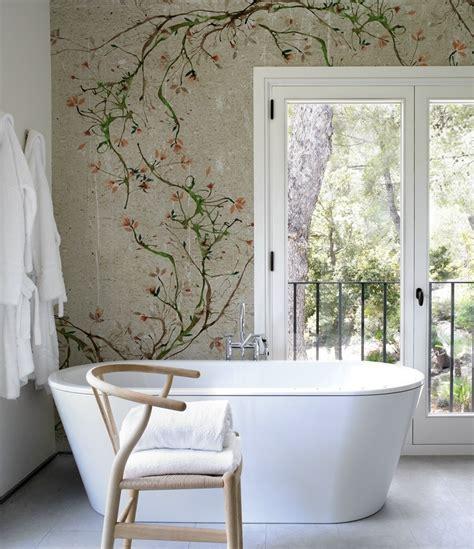 carta da parati adesiva per bagno decora il tuo bagno con la carta da parati idee imbianchini