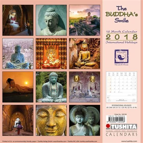 buddhas smile calendars   ukposterseuroposters
