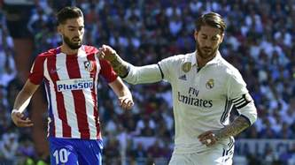 Real Madrid Real Madrid Sergio Ramos Responds To Griezmann Talk