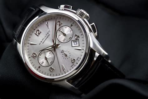 best hamilton watches hamilton jazzmaster automatic chronograph review