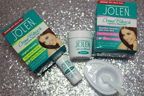 Jolen Bleaching Badan 28gr Original go confidently with the new at home jolen creme kit www beingmelody