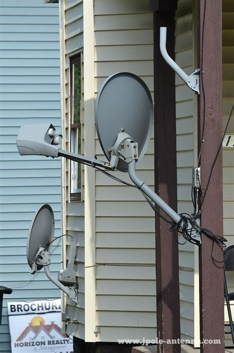 mounting ideas  vhfuhf antennas kbvbr  pole antennas