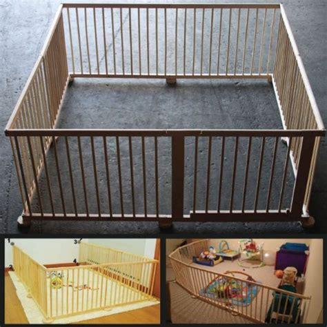 Wooden Playpen 8 Panel Baby Room Divider Octagon Baby Room Divider
