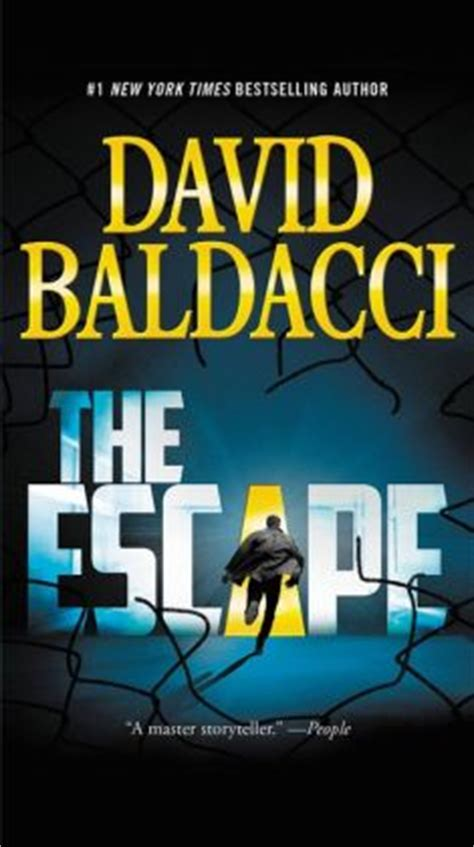the escape puller series 3 by david baldacci