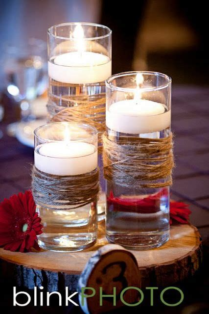 wedding ideas for floating candles floating candles garland wedding lewiston weddings