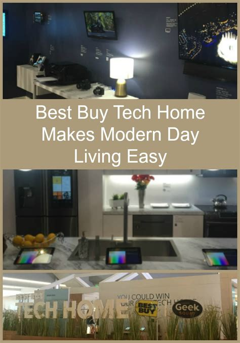 discover modern living with the best buy tech home jet setting mom best buy tech home makes modern day living easy simply