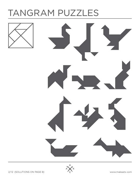 printable tangram activity sheets tangram worksheets pdf worksheets for all download and