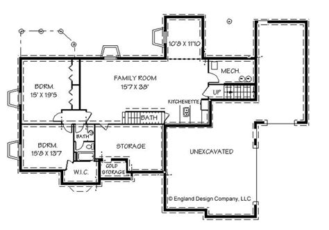 ranch house floor plans with basement lovely skillful