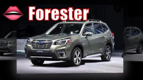 2020 Subaru Forester Redesign by 2020 Subaru Forester Redesign 2020 Subaru Forester
