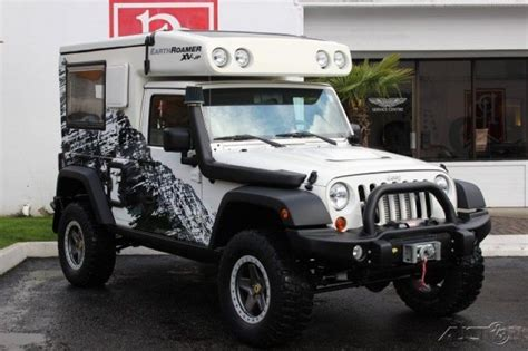 Jeep Expedition 2008 Jeep Wrangler Xvjp Global Expedition Vehicle For Sale