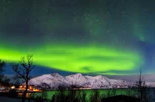 Noruega es uno de los mejores lugares del mundo para observar la