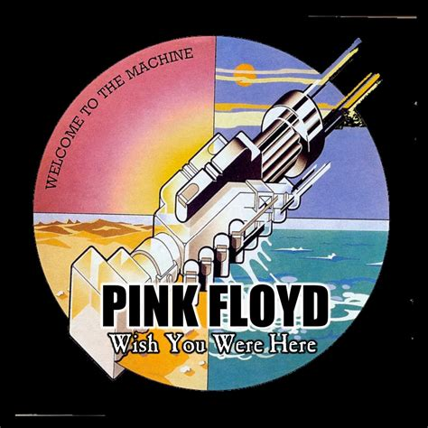 pink floyd wish you were pops discos wish you were here 1975 pink floyd