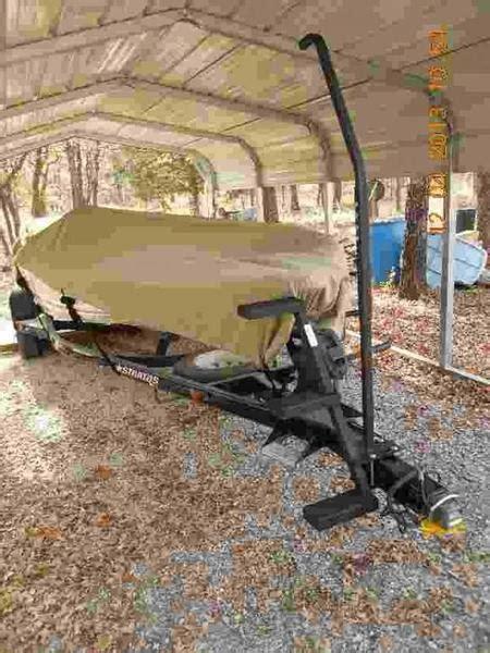 boat trailer easy steps wtb trailer ladder steps trading post swap