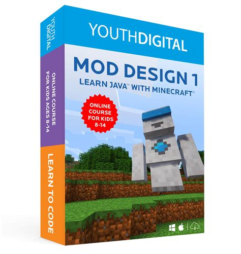 code mod game java mod design 1 kids ages 8 14 learn to code in java with
