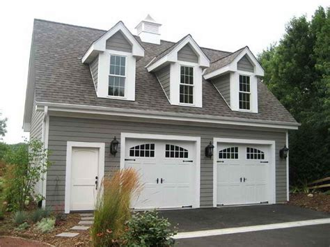 Awesome Two Car Garage Doors That Will Inspire You Homesfeed Two Car Garage Door