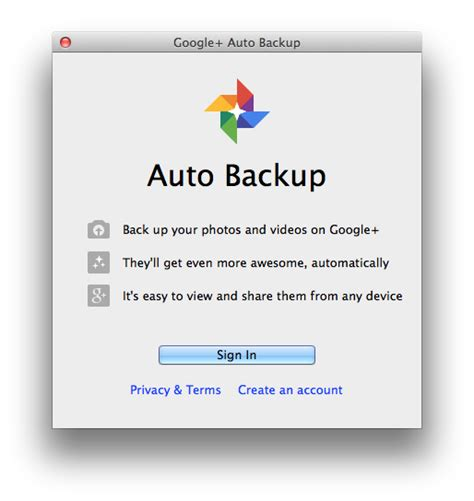 Auto Backup Google Photos by Google Updates Picasa Adds Google Auto Backup Standalone