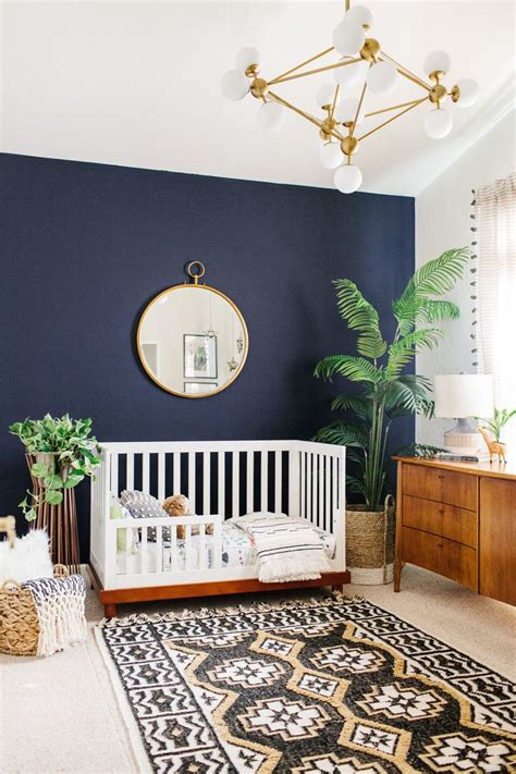 Black And White Baby Room Decorating Ideas