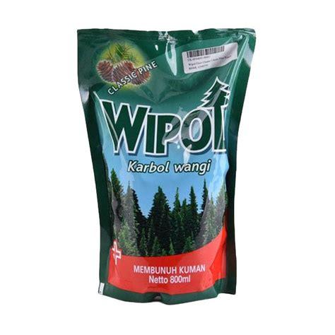 Karbol Pembersih Lantai Jual Wipol Karbol Wangi Classic Pine Cairan Pembersih