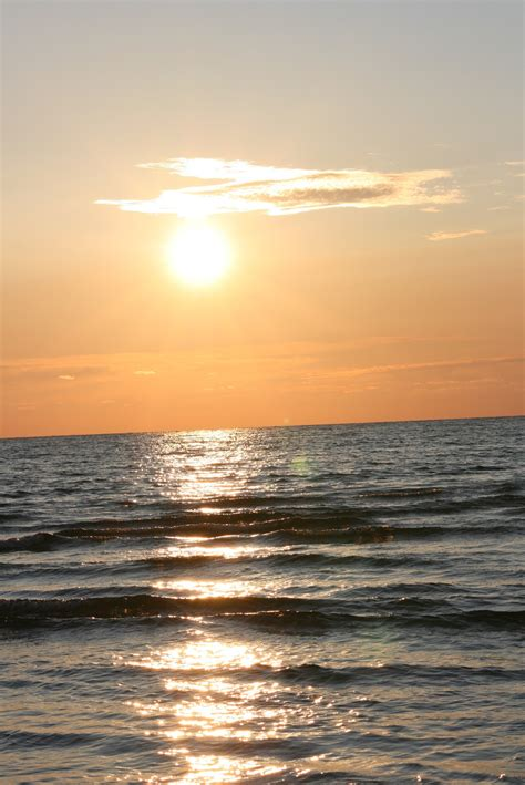 sun sky horizon sea wallpapers hd desktop  mobile