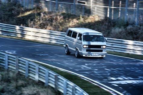 T3 Porsche by Vw T3 Mit Porsche Motor Auf Der Nordschleife Rad Ab