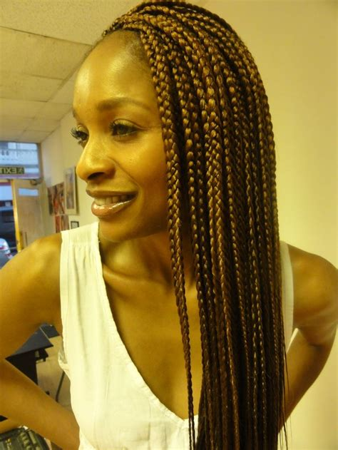 summer protective style  box braids  hairstyles