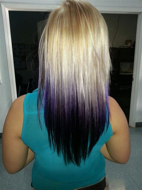 highlights with dark on bottom 17 best images about hair on pinterest chunky highlights
