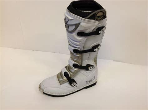 berik motocross boots berik contender white moto cross boots module moto