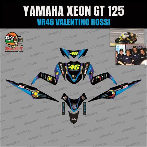 Lu Led Motor Yamaha Xeon koleksi variasi motor xeon gt 125 modifikasi yamah nmax