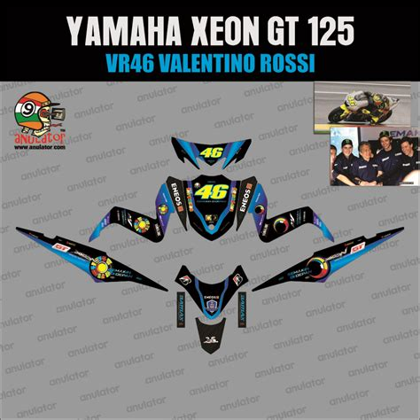 Jual Lu Led Xeon Gt koleksi variasi motor xeon gt 125 modifikasi yamah nmax