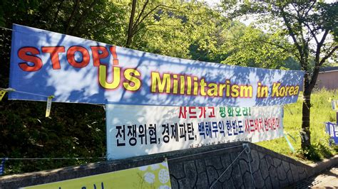 He Front Porch S Post Election Detox by Korean S Message To Thaad Missile Defense System