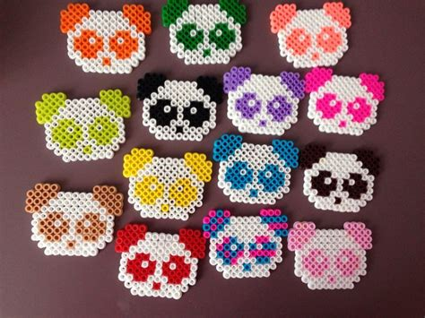 what stores sell perler perler bead pandas made by the wonderful me crafts