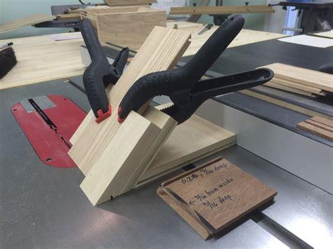 crosscut sled  spline jigs  mrlaughingbrook